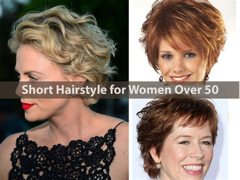 Frisyrer Kvinnor Kort Hår 2016 by Hairstyles For 50 Hair Style And Color For
