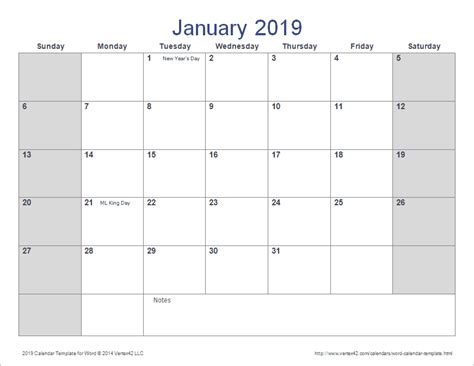 calendar template  word  vertexcom  calendar template html