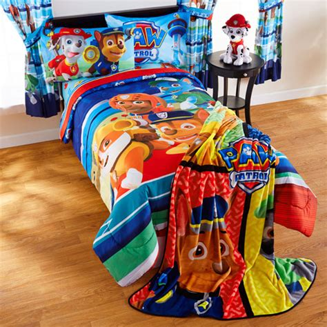 paw patrol bed paw patrol bedding and decor tktb