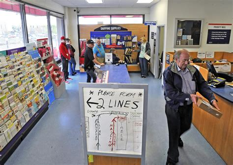 Local Passport Office by Medford Residents Complain About Passport Lines At
