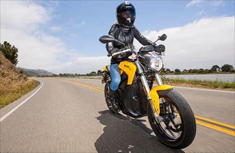 Elektro Motorrad 11kw by Zero Pr 228 Sentiert A1 Bikes Tourenfahrer