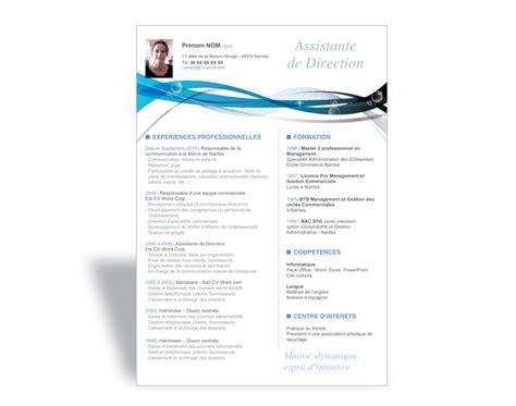resume format modele de cv gratuit a telecharger sur mac