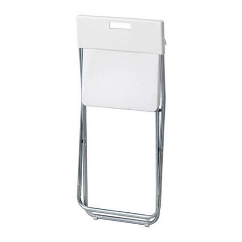 ikea gunde ikea gunde chaise blanc