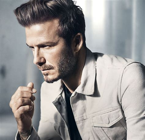 david beckham best hairstyle undercut hairstyle david beckham