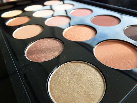 Mac Eyeshadow X 15 press preview mac eye shadow x 15 palettes in warm