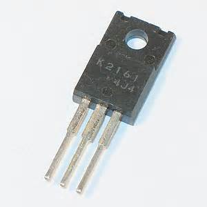 transistor mosfet n channel electronic goldmine 2sk2161 n channel silicon mosfet transistor