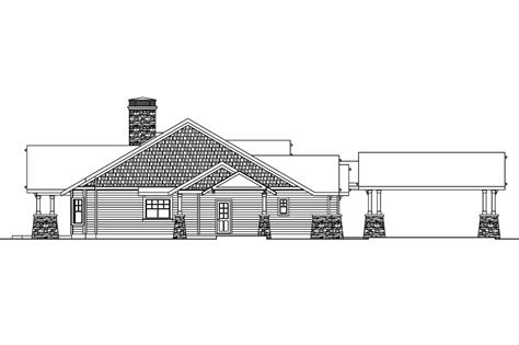 house plans with detached garage in back 100 house plans with detached garage in back