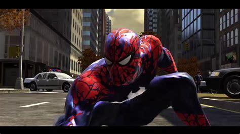 imagenes de spiderman web of shadows spider man web of shadows game giant bomb