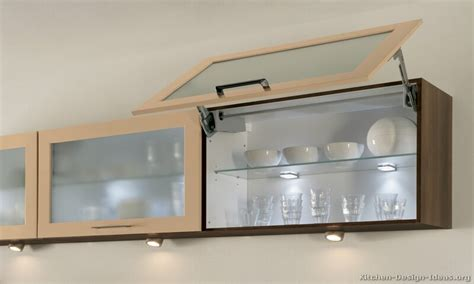 kitchen glass cabinet two tone cabinets kitchen frosted glass front kitchen
