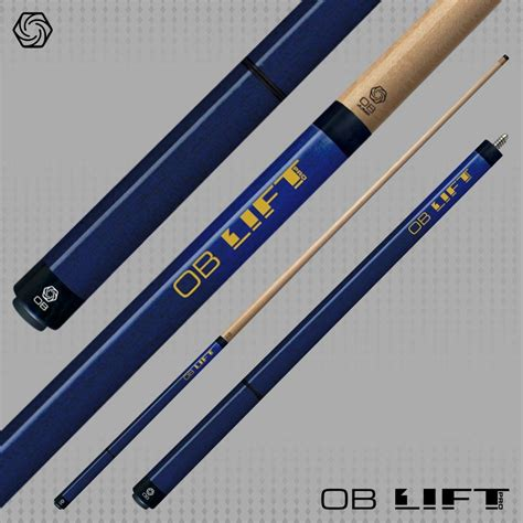 Ob Lift Pro Jump Cue new ob jump cues the pool