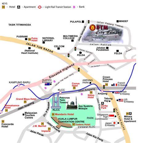 Petronas Twin Towers Floor Plan where are we
