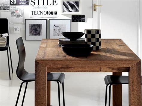tavoli scavolini outlet tavolo rettangolare in legno agape scavolini in offerta outlet