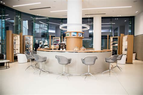 bentley showroom world s largest bentley dealership opens in you guessed