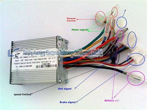 diy electric bike 48v500w brushless motor controller jpg