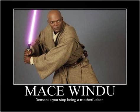 Mace Windu Meme - star wars mace windu memes pictures to pin on pinterest
