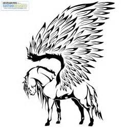 Kostenlose Vorlage Marienkäfer Tribal Pegasus Lettrine P 233 Gase Fer Forg 233 Et Tatouages