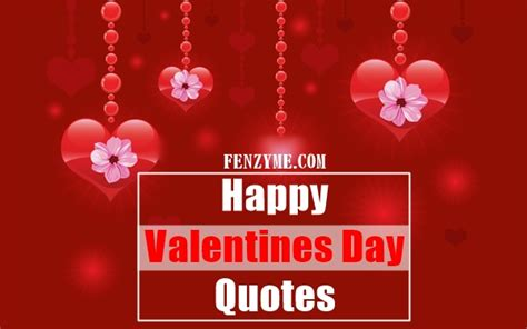 45 happy valentines day quotes for