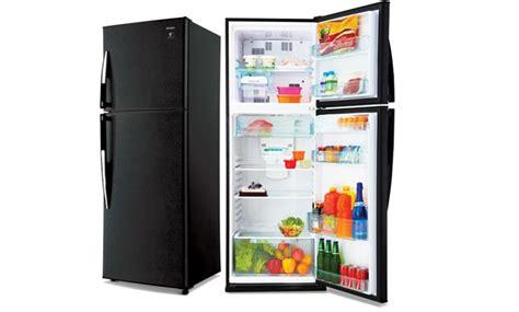 Kulkas Sharp Besar sj 421kp pkk lemari es sharp pilihan paling tepat untuk