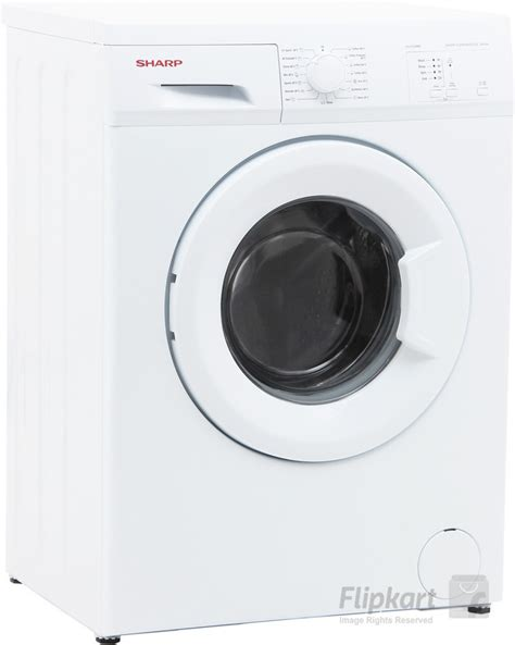 Sharp Front Loading Washer Esfl1082g sharp 5 5 kg fully automatic front load washing machine price in india buy sharp 5 5 kg fully