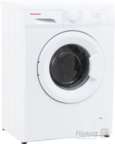 Sharp Front Loading Washer Esfl1082g sharp 5 5 kg fully automatic front load washing machine