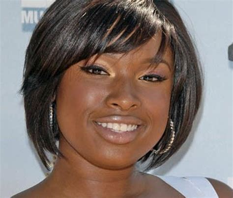 hairstyles for african american women with round face bob hairstyles for black women with round face shapes