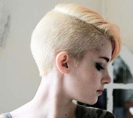 shaved pixie cut 23 latest pixie shaved hairstyles the best short