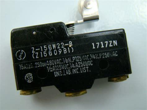 Limit Switch Omron Z 15gw22 B omron 250v switch z 15gw22 b