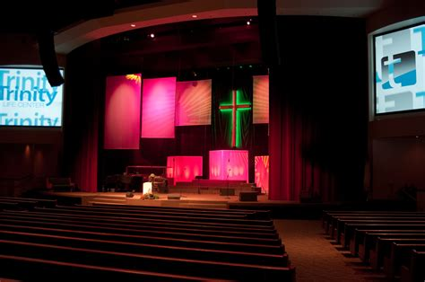 cheap church stage design