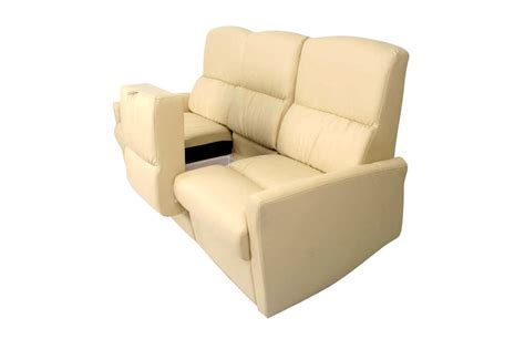 rv double recliner monaco double rv recliner loveseat rv furniture