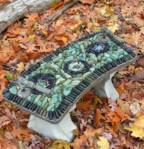 kieselstein mosaik im garten legen f 252 r h 252 bsche wege