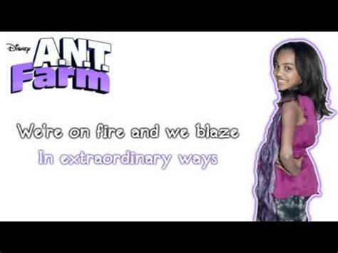 coldplay queen of china lyrics karaoke a n t farm theme song exceptional china anne