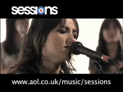 Kt Tunstalls Hold On by Kt Tunstall Hold On Aol Sessions