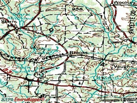 ga 30205 profile population maps real