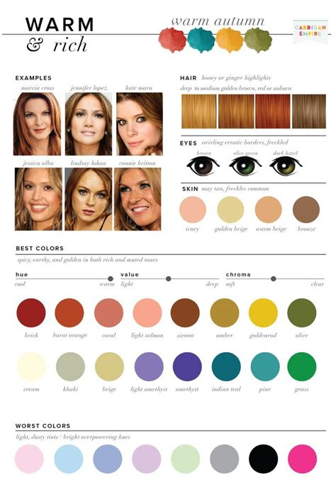 hair colors for winter skin tones 91 best color complexion images on pinterest clear