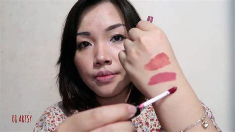 Silky Junkie silky matte junkie lip review ymary