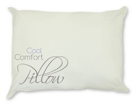 Cool Comfort Pillow by Cool Comfort Pillow