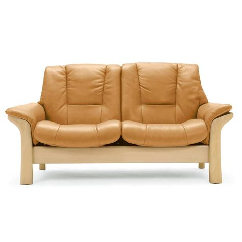 low loveseat stressless buckingham low back loveseat from 2 995 00 by