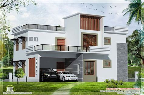 kerala home design flat roof elevation 60 best images about flat roofing flat roof