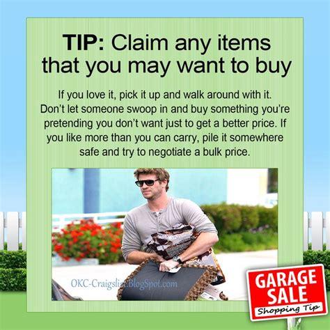 How To Find Garage Sales On Craigslist by 131 Best Garage Sale Tips Okc Craigslist Garage Sales