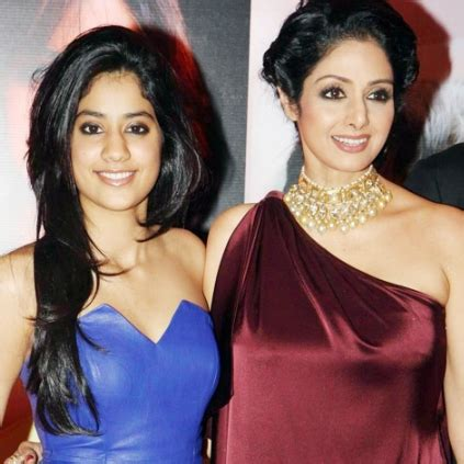 sridevi productions sridevi s daughter jhanvi kapoor signs three films