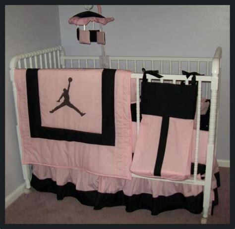 michael jordan bedroom set jordan baby sets michael jordan pink black crib bedding