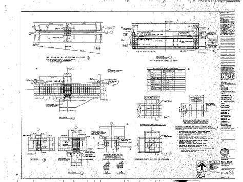 i beam section detail section drawing