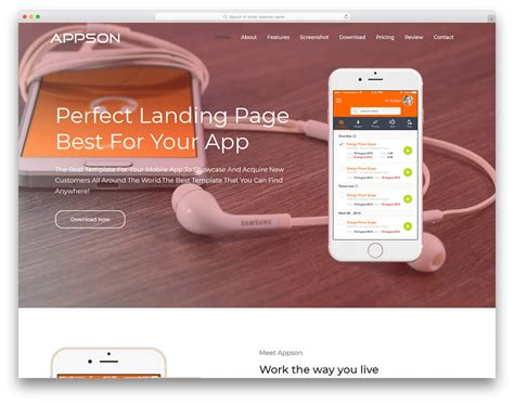 34 Best Free Mobile Friendly Website Templates 2018 Colorlib Free Mobile Friendly Website Templates