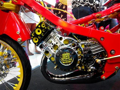 Karburator Satria 2 Tak Bina Parts suzuki modification challenge 17 satria155