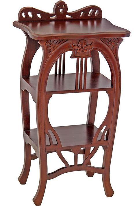 table de nuit en anglais top sellette gueridon style anglais victorien en bois