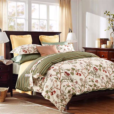 flower bedding sets fabulous american country green flower bedding with chic adult bed set and yellow