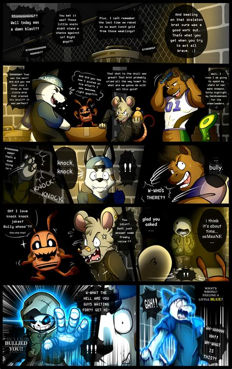 undertale fan no reminiscence undertale fan pg 20 by smudgeandfrank