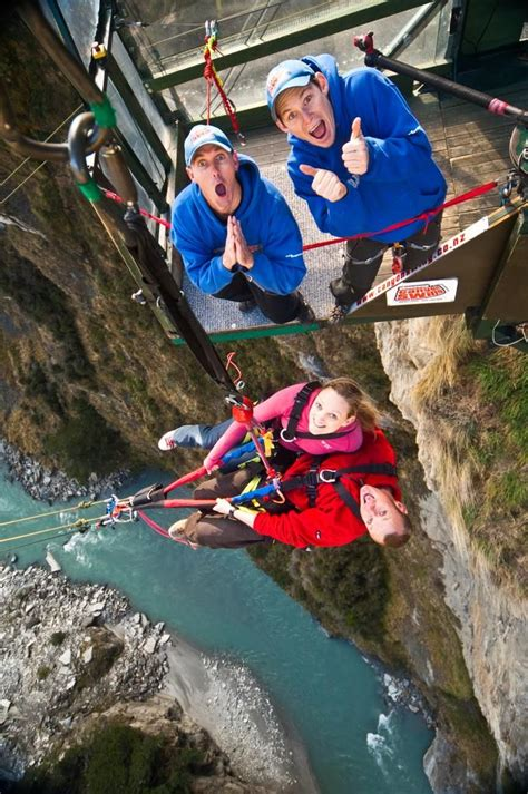 canyon swing 17 best images about shotover canyon swing queenstown on