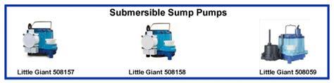 sump pump electronic sensor sump pump ratings