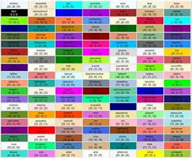 rgb color codes s color tag creator v2 carcerian s color code